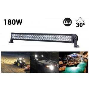 Rampe LED de travail pour 4x4 180W 30º 800mm