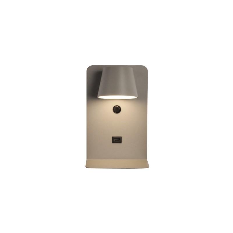 Perfil de aluminio 27x11mm para empotrar en suelo impermeable (Barra 2ml)