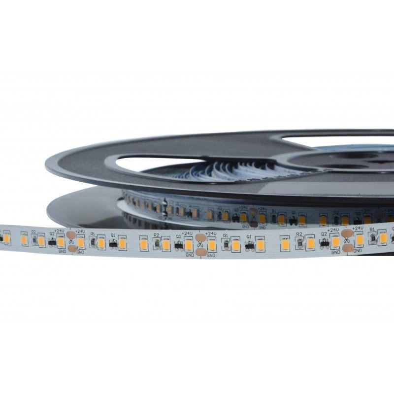 Aro click emportrable redodndo Basculante para dicroica LED color Negro