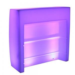 Comptoir lumineux LED RGBW...