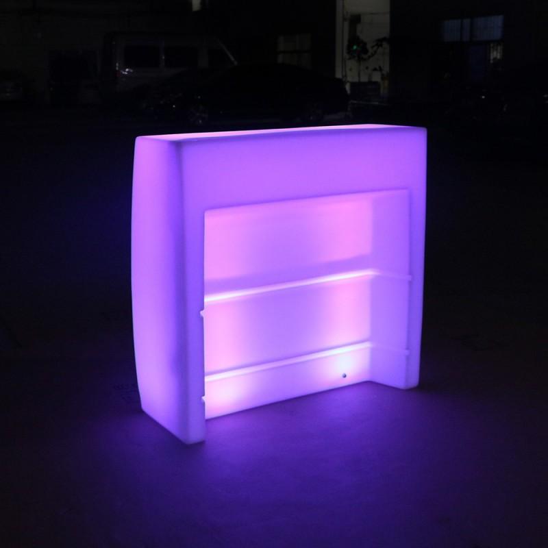spot de sol encastrable led rgb de haute puissance ip67 18w. Black Bedroom Furniture Sets. Home Design Ideas