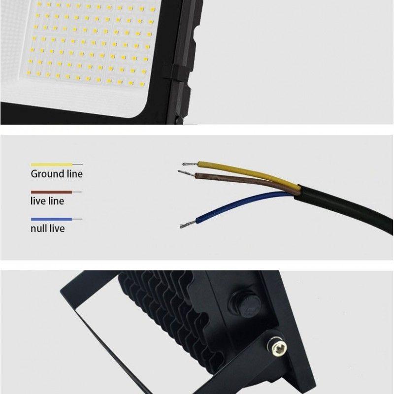 Piquet jardin IP44 dichroïque LED GU10 55mm