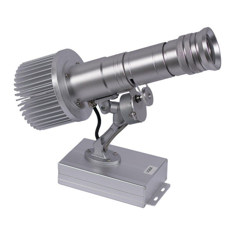 Projecteur de logos LED rotatif longue portée 30W