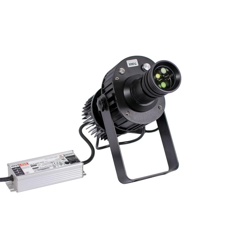 Projecteur de logos LED longue portée 50W IP65