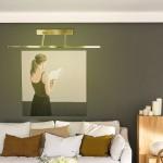 Projecteur LED  150W industriel asymétrique triple