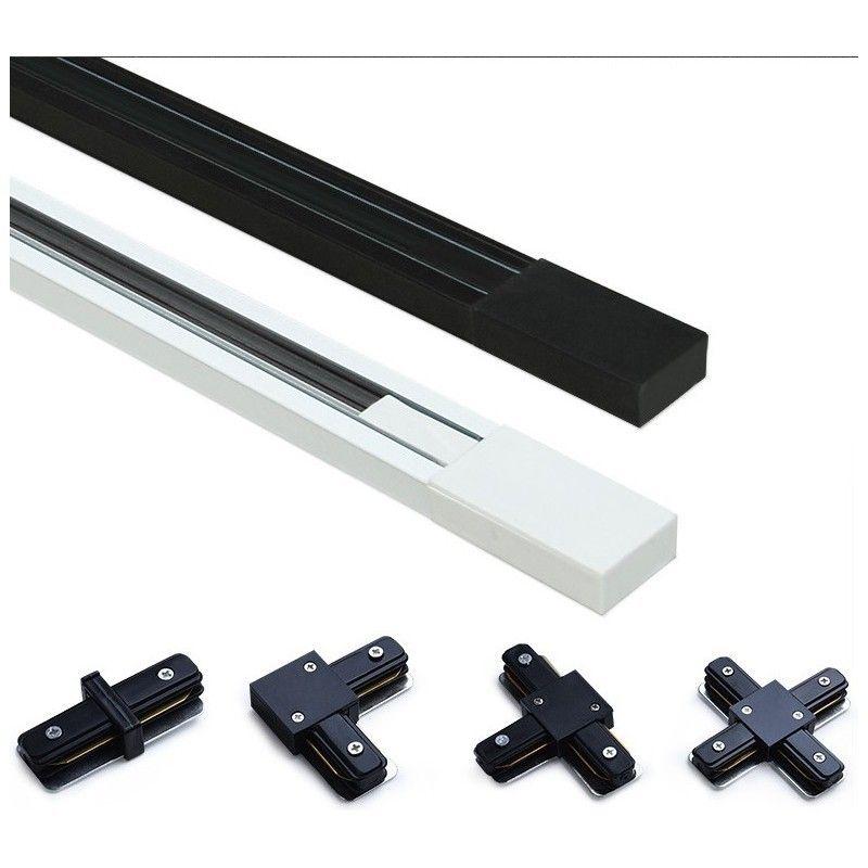 rail électrifié pour spot LED