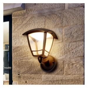 lanterne murale LED pour extérieur