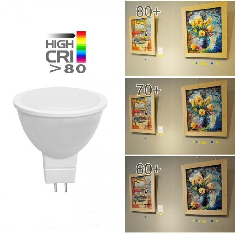 ampoule GU5.3 7W