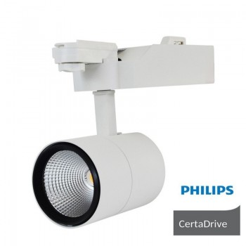 Projecteur sur rail monophasé Philips