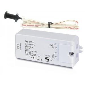 Interrupteur avec capteur de proximité IR 12-36V 1Ch 3A