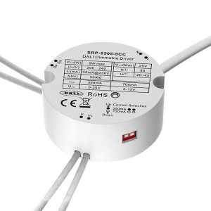 Driver DALI Dimmable 9W CC  (1 OUTPUT)