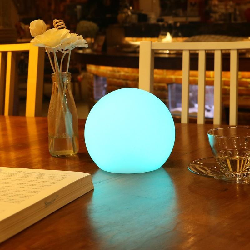 éclairage extérieur restaurant