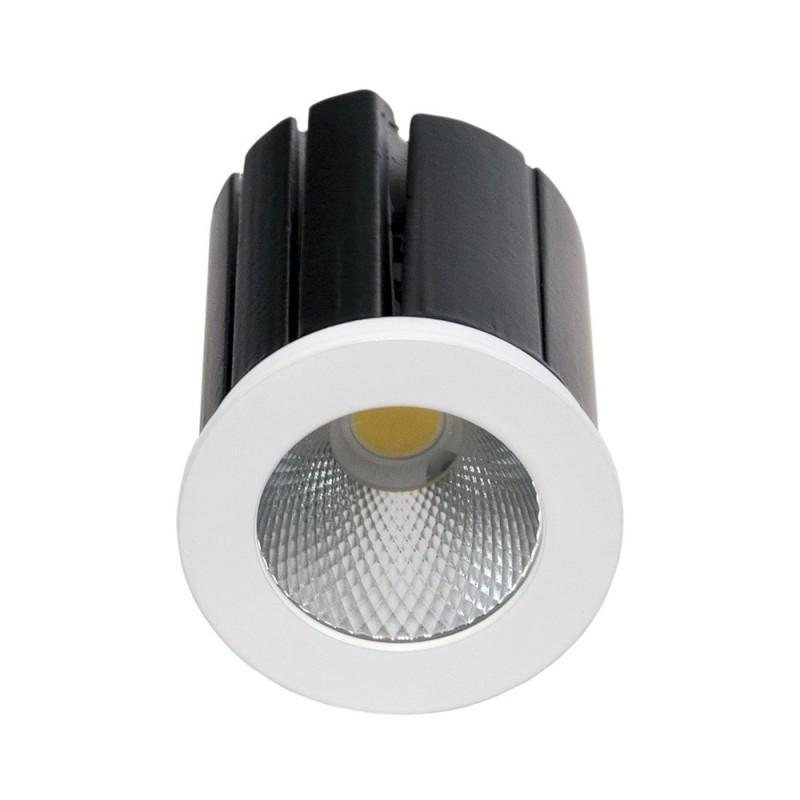 spot LED 9W Driver externe COB 230V