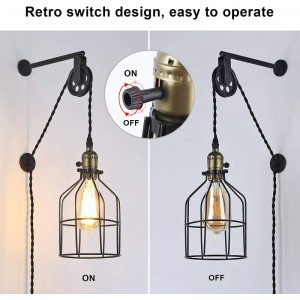 lampe vintage clockwell