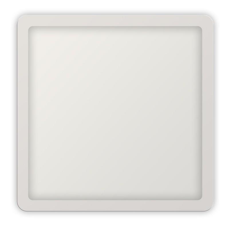 SPOT LED ENCASTRABLE 20W CARRÉ AJUSTABLE TROUS DE 50 A 205MM