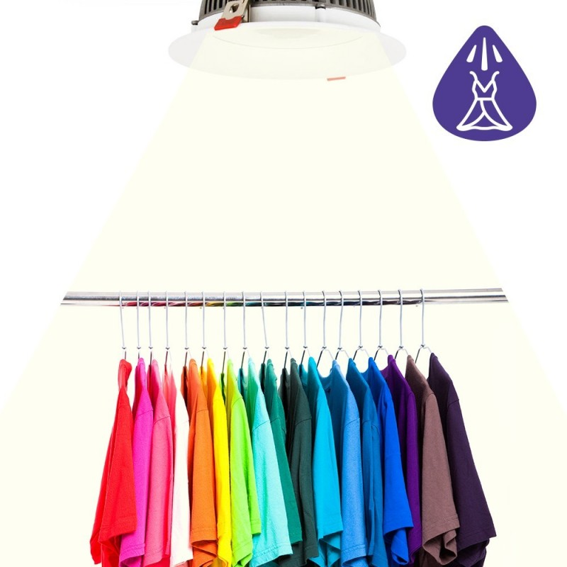 Spot encastrable LED 30W spécial mode et vente au détail