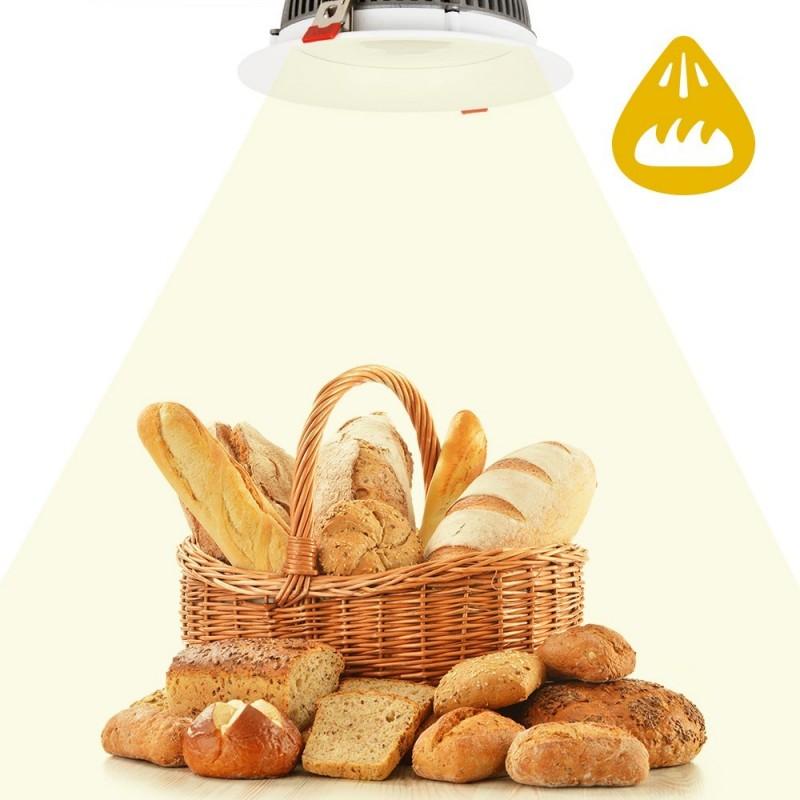 SPOT LED encastrable 30W spécial boulangerie