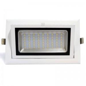 Acheter spot LED encastrable 38W