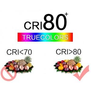 indice de reproduction chromatique