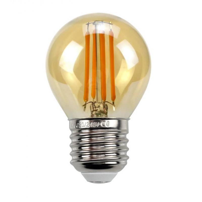 ampoule led g45