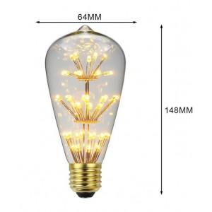 ampoule led E27 filament