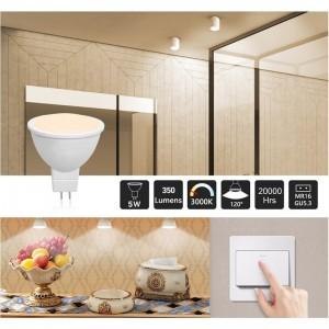 Vente en ligne ampoule LED MR16 7W SMD2835.  Envoi sous 24h - 48h !