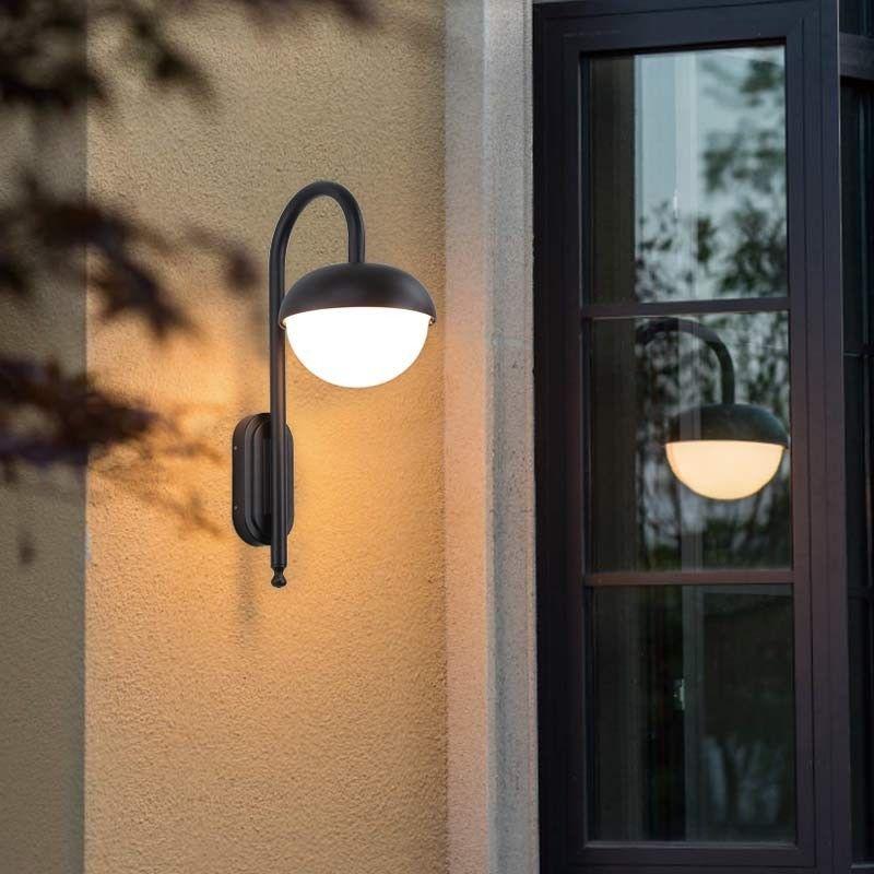 Lampe pied Agatha Lantern Vintage