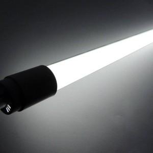 PACK Tube LED T8 60 cm en verre 9W Opale (25 u.)