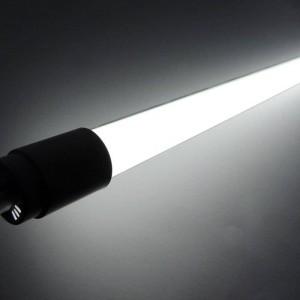 PACK Tube LED T8 60cm en verre 22W Opale (10 u.)