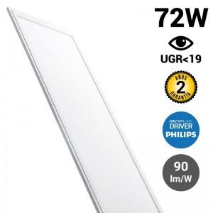 Panneau LED 120x60 72W...