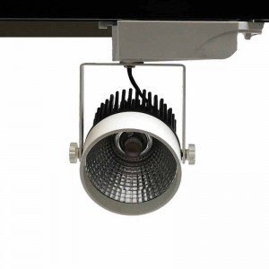 Projecteur LED rail Monophasé 25W