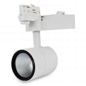 SPOT LED RAIL TRIPHASÉ 30W BOUCHERIE