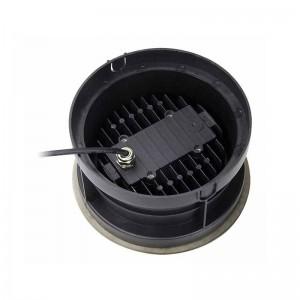Spot encastrable extérieur au sol LED 18W 12V-DC IP67 3000K