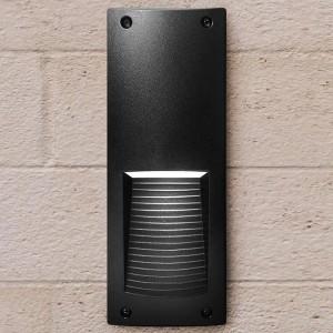 Lumière murale extérieur LED Fumagalli 6W 3000K