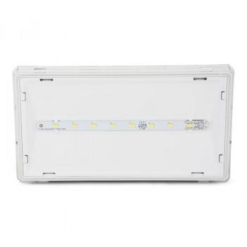 Luminaire de Secours LED EXIT 150 lumens IP42