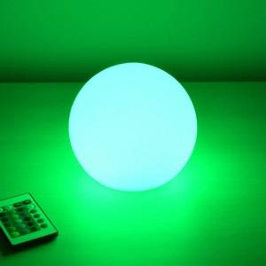lampe extérieur RGBW