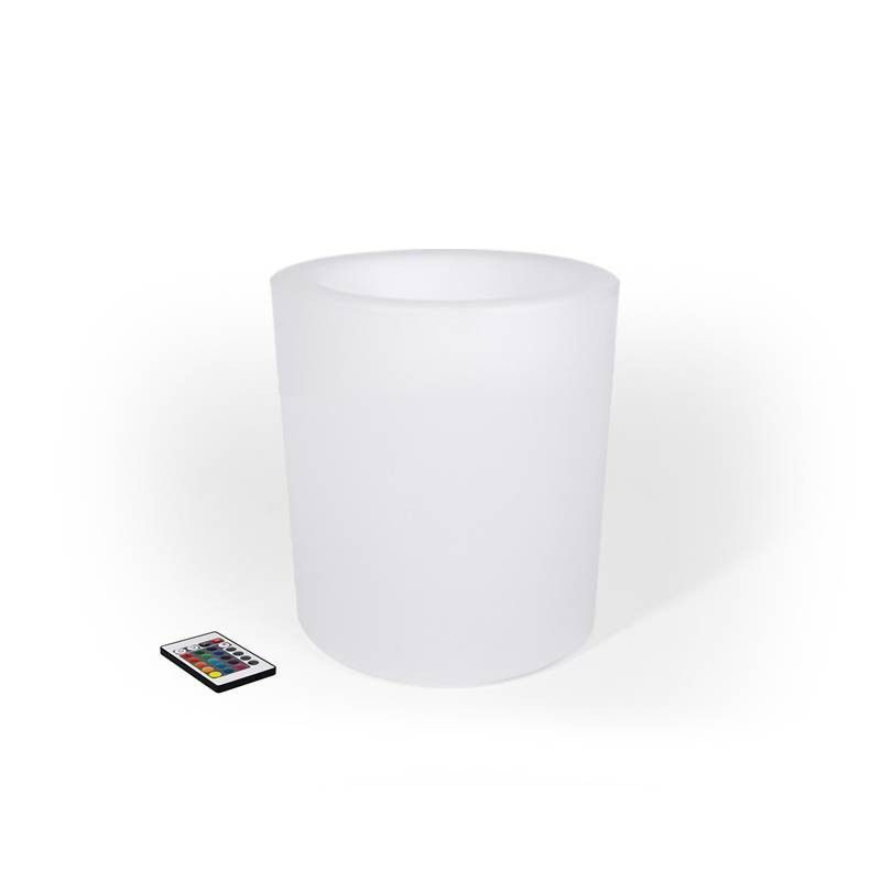 Vase lumineux LED RGB