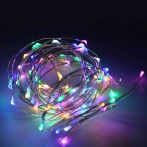 "Guirlande LED lumineuse Fil de cuivre LED ""fairy lights"" 6V (10m)"