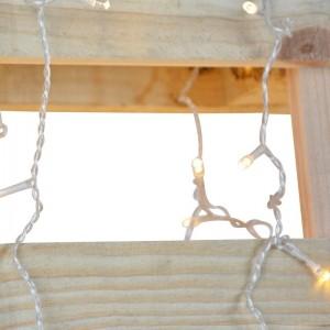 Cascade lumineuse LED extérieur IP64