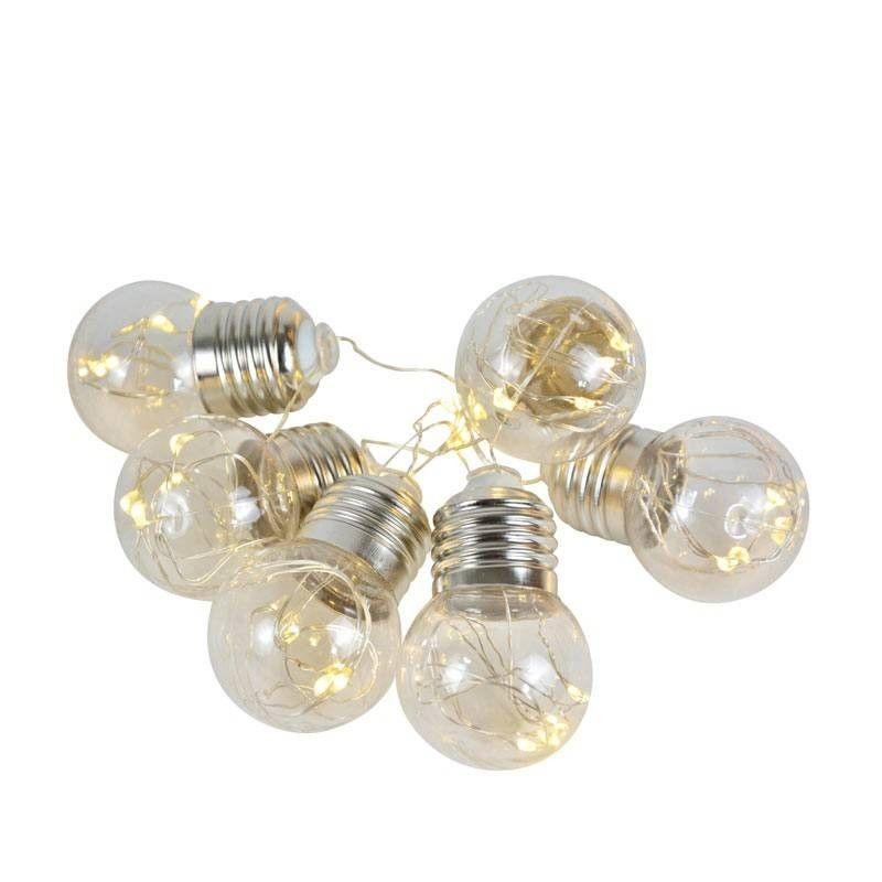 Guirlande LED intérieur IP40 0,6W Ampoules lumière de fée