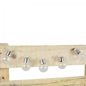 Guirlande LED intérieur USB Ampoules lumière de fée
