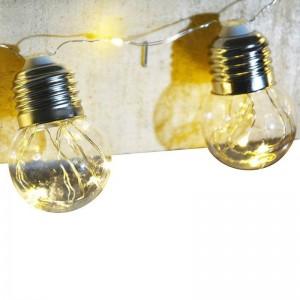 Guirlande LED décoration intérieure Ampoules lumière de fée