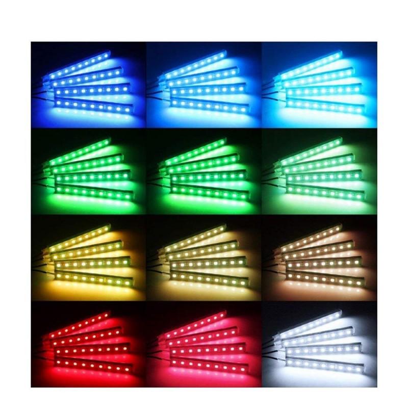 KIT Lumières d'escalier RGB IP67 Ø35x24mm