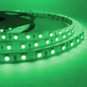 Ruban LED 5M, 24V-DC 72W IP20 RGB