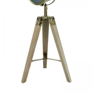 Lampe Bogart Trépied + tête bronze (Vintage Series)
