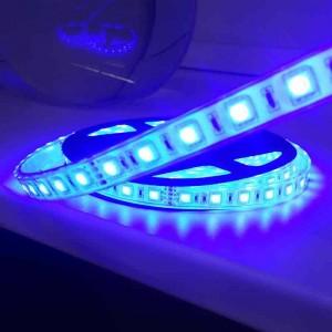 Ruban LED RGB IP67 24V