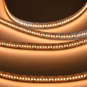 Ruban LED 24V 300 SMD2216 130W IP20 - CRI 92 - Haute luminosité 5m (BF, BN ou BC)