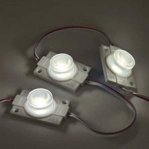 Module LED enseignes SMD3030 2W 12V IP65