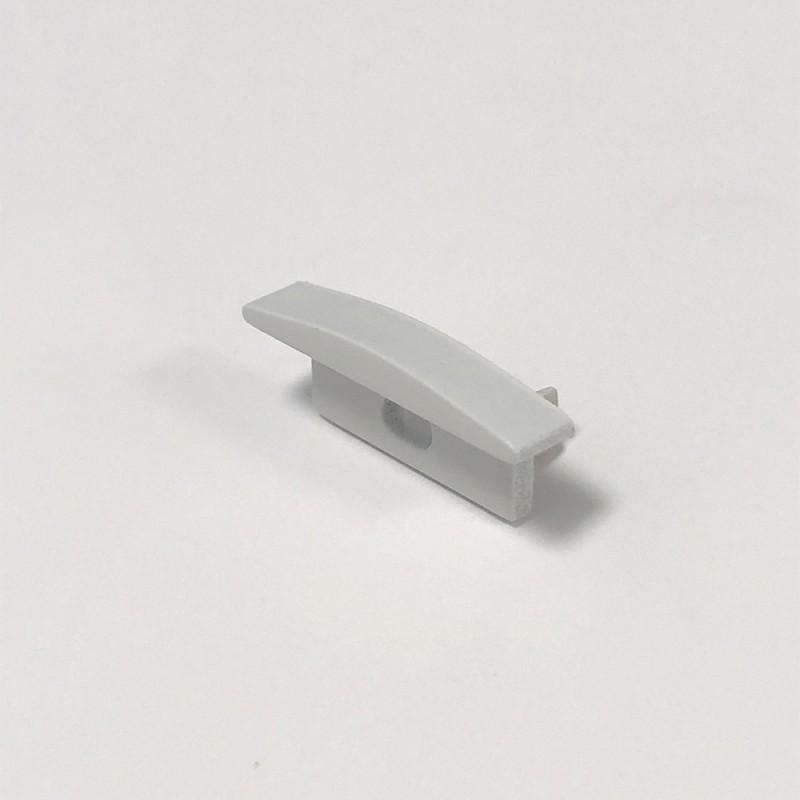 Embout de finition percé pour profilé 23x8mm (1U)