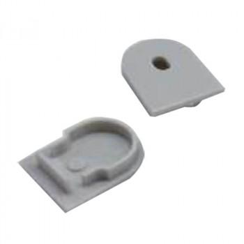 Embouts de finition pour profilé de 20x27mm (1 U)